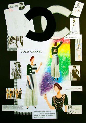L. Pirchalová - Inšpirácia módnym návrhárom