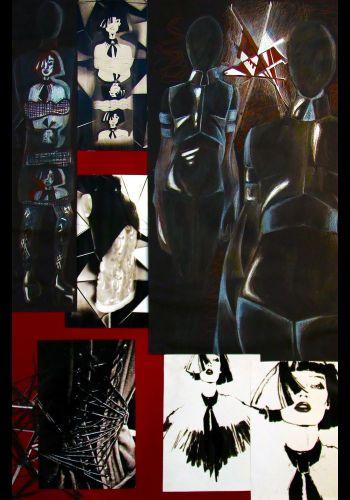 K. Štefančinová - Kolekcia inšpirovaná moderným umením