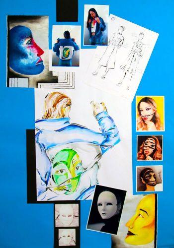 I. Kopačková - Kolekcia inšpirovaná moderným umením