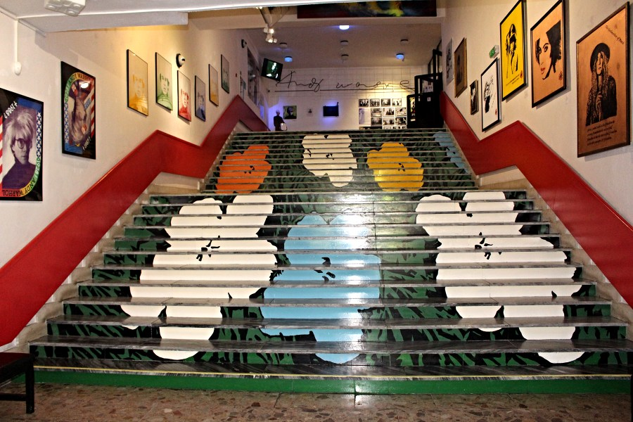 Exkurzia – Múzeum Andyho Warhola v Medzilaborciach